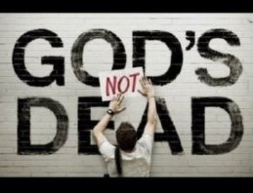 """God's Not Dead"" Movie"